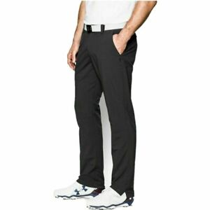 New Under Armour Men's Stretch Golf Pants Straight Fit Breathable 36 x 32