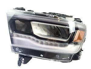 2019-2021 OEM Dodge RAM 1500 Full LED Headlight Left LH Driver Side 68316083