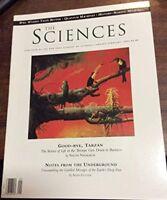 The Sciences Magazie New York Academy of Sciences January February 1995 NY