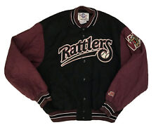 Wisconsin Timber Rattlers Minor League Game Used Baseball Dugout Jacket XL