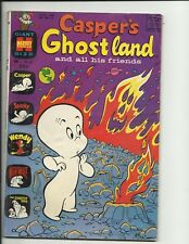 Casper's Ghostland #40 - Giant Size - Spooky - Wendy - Ghostly Trio - VG 4.0
