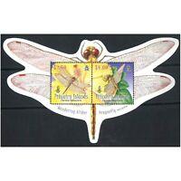 Pitcairn Islands 2009 Wandering Glider Dragonfly Stamp Miniature Sheet Mint MUH