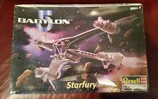 Revell 85-3621 1/72 Babylon 5 Starfury MK 1 Model Kit Factory Sealed