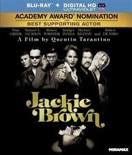 New! Jackie Brown Blu-Ray + Digital HD - Quentin Tarantino Elmore Leonard Grier