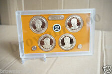 2015-S + 2014-S US Mint PROOF Presidential Dollar 8 Coins NO BOX & COA