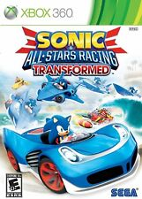 Sonic & Sega All Star Racing Transformed - Bonus Edition Xbox 360