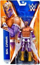 WWE SIN CARA WRESTLING FIGURE SERIES 42 #48 CINTA DE ORO LUCHADOR