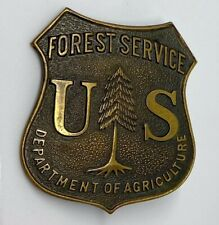 USDA Forest Service Badge Pin
