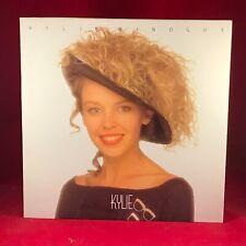 KYLIE MINOGUE Kylie 1988 UK vinyl LP EXCELLENT CONDITION original PWL debut #