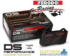 FERODO DS PERFORMANCE FRONT PADS suit  SKODA YETI 103 TDi (2.0DT) 5L AWD WAGON