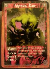 WYLDKIN KAMI Rage CCG Legacy of the Tribes Expansion RARE!
