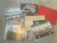 COLLECTION OF AMERICAN .CAR   BROCHURES x 6.