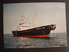 Ansichtskarte AK KS Peter Faber Kabelschiff Dänemark Post/Telegraphenwesen