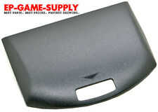 Battery Cover Door Back Original Replacement for Sony PSP 1001 Black