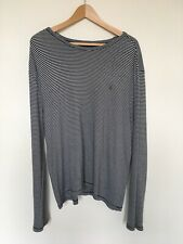 1489fe8e7 AllSaints Men s Striped Jumpers   Cardigans for sale