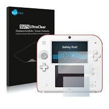 18x Savvies Su75 Film de protection Écran pour Nintendo 2ds