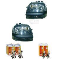 Scheinwerfer Set Fiat Doblo Bj. 01-05 H1+H7 inkl. PHILIPS Lampen 56734881