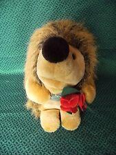 "Vintage Russ Berrie  "" Snuffles "" Soft Toy Hedgehog  12"" approx"