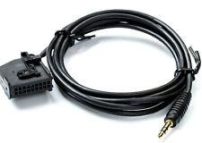 Kompatibel mit Mercedes Comand 2.0 AUX In Kabel MP3 Interface ohne TV Wechsler