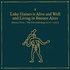 Luke Haines - Is Alive And Well & Living In Buenos Airies: Heavy Frien (NEW 4CD)