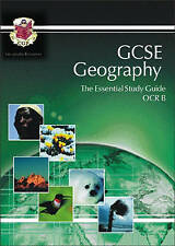 Very Good, GCSE Geography Resources OCR B (Avery Hill) Study Guide: Essential St