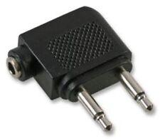 Aircraft Airplane Headphone Jack Plug Adaptor