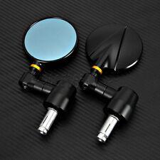 """New CNC Motorcycle Rearview Mirrors BarEnd 7/8"""" Fit Yamaha mt09 Honda Kawasaki"""