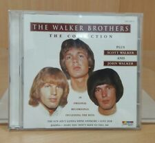 THE WALKER BROTHERS THE COLLECTION CD