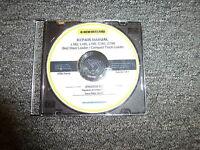 New Holland L180 L185 L190 Skid Steer Loader Shop Service Repair Manual CD