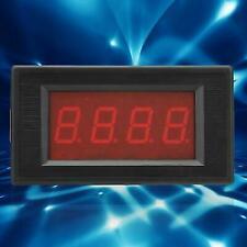 Digit Led Ammeter Panel Meter Dc5 20v50 200v Voltmeter Voltage Meter Tester