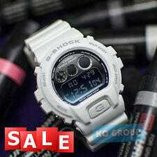 G-SHOCK BRAND NEW WITH TAG G-SHOCK DW-6900NB-7 WHITE  Digital Resin Band