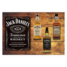 Vintage Jack Daniels Sign Beer Classic Vintage Advertising Garden Shed Plaque