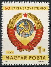 Hungary 1972 SG#2765, 50th Anniv Of USSR MNH #D3230
