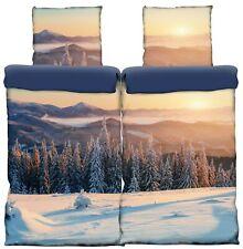 Bettwasche Winterlandschaft Gunstig Kaufen Ebay