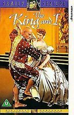 The King And I (VHS/SUR, 2001)