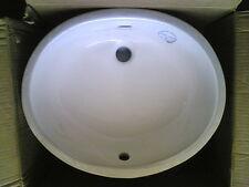 Nib Nice American Standard Bathroom Vanity Ceramic Under-Mount Sink (Ovalyn)