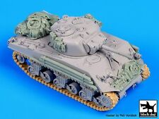 Black Dog 1/72 Sherman Tank Stowage and Accessories Set WWII (for Dragon) T72048