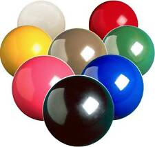 """Spare Aramith Snooker Balls - Size 2 1/16"""" (Full Size) - All Colours"""