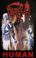 DEATH FLAGGE FAHNE HUMAN POSTERFLAGGE CHUCK SCHULDINER STOFF POSTER FLAG