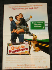 Outside Providence folded movie promo poster from Germany