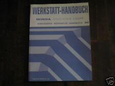 Werkstatthandbuch Honda Civic / Coupe, Karosserie, 1999