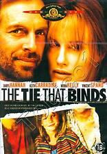 THE TIE THAT BINDS - KEITH CARRADINE - DARYL HANNAH - DVD NIEUW SEALED