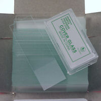 microscope slides 50pcs frosted & cover glass slips 200pcs 24x50