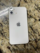 Apple iPhone 11 128GB White AT&T Smartphone Used