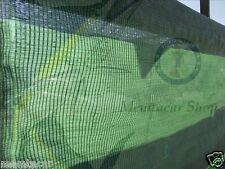 MALLA DE SOMBREO OCULTACION 90% COLOR VERDE - PRECIO Mt LINEAL - Mt²=0,60 €