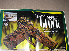 SHOOTING TIMES TESTS GLOCK 20, 21, 22, 23 + NEW DAN WESSON COMPENSATED BARRELS