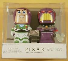 D23 2017 Expo Disney Store Toy Story Wind-Up Buzz Lightyear & Zurg LE 1500 GID