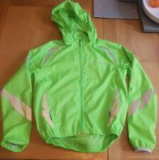 Endura Luminite II Jacket Child Boy Girl, age 9-10 yrs Hi Viz Green