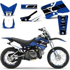 Yamaha TTR90 Graphic Kit  TTR 90 Kid Dirt Bike Stickers MX Decal 00-07 HURR BLU