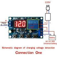 Battery Charger Discharger Board Under Voltage Over Voltage-tection_Module R2E6